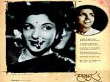 Lata Mangeshkar - Nargis