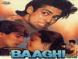 Baaghi - A Rebel for Love (1990)