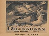 Dil - E - Nadan (1953)