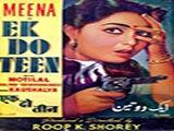 Ek Do Teen (1953)