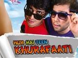 Hum Hai Teen Khurafaati (2014)