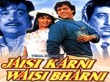 Jaisi Karni Waisi Bharni (1989)