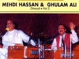 Mehdi Hassan And Ghulam Ali (Non-Film)