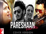 Pareshaan Violin Mix (Cover Version) (2016)
