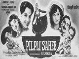 Pilpili Saheb (1954)