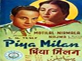 Piya Milan (1945)