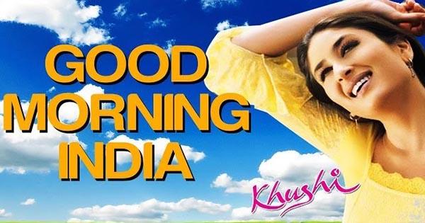 Sharechat good morning video song download hindi